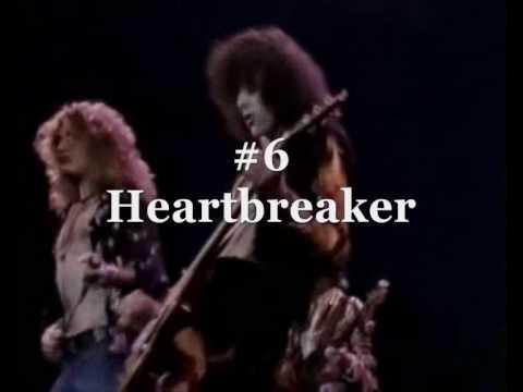 Top 10 Led Zeppelin Riffs