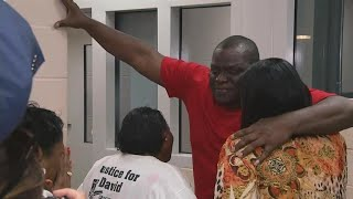 Wrongfully convicted Missouri man released from prison after nearly 18 years