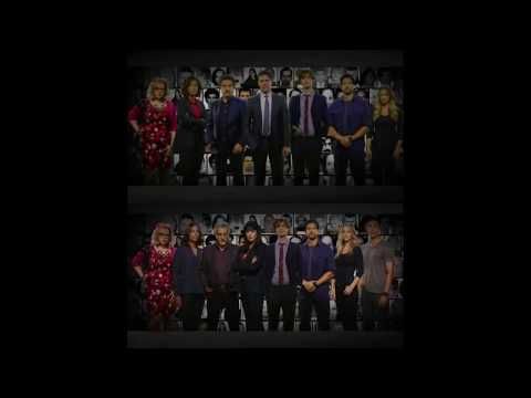 Criminal Minds - Season 12 & 14 (Opening Credits)