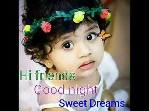 Good Night Wallpaper Video Telugu Song Youtube