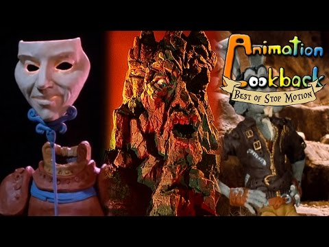 The History of Will Vinton - Animation Lookback: The Best of Stop Motion