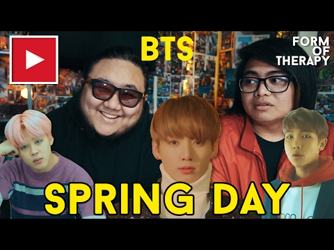 "Asian Americans React to BTS ""Spring Day"""
