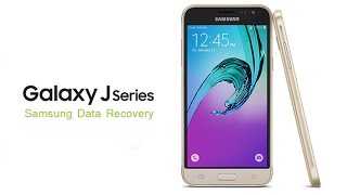 Recover Deleted & Lost Data from Samsung Galaxy J1/J2/J3/J5/J7