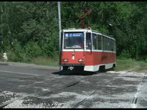 В Ярославле появится первый трамвайный переезд на