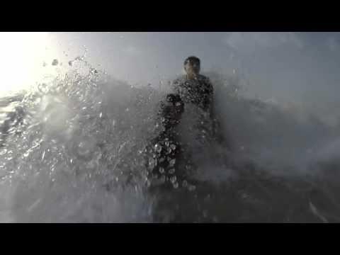 Dubai Al Mamzar Beach Park. GoPro Hero 3+ Moments..