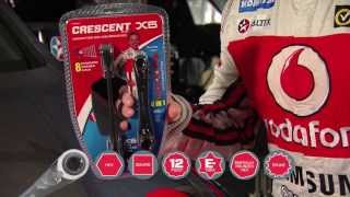 Crescent™ X6® with Craig Lowndes