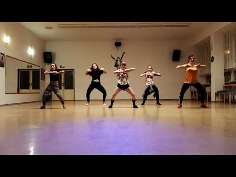 Gyals Unity Dancehall Open Class - Anet || Busy Signal - Bad Wine (Slap It Up) || 22. 1. 2018