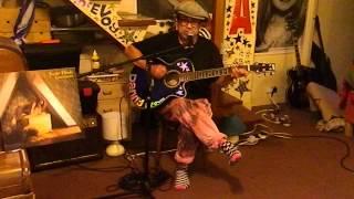 Kate Bush - Oh England My Lionheart  - Acoustic Cover - Danny McEvoy