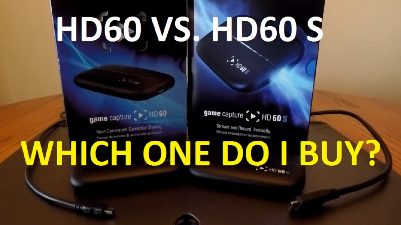Hank Hill explains the difference between the Elgato HD60 and HD60S !