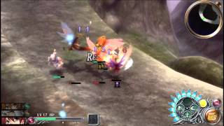 Ys: Memories of Celceta Gameplay Footage