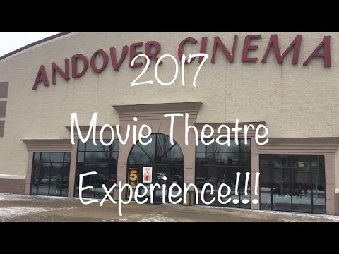 2017 Movie Theatre Experience (Top Ten most anticipated films!)