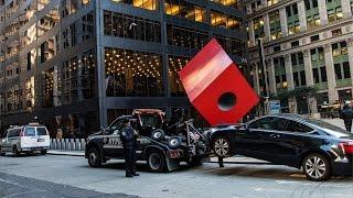 Автомобильные эвакуаторы Нью-Йорка