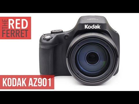 Kodak AZ901 - EPIC 90X ZOOM Beast! [REVIEW] + TEST