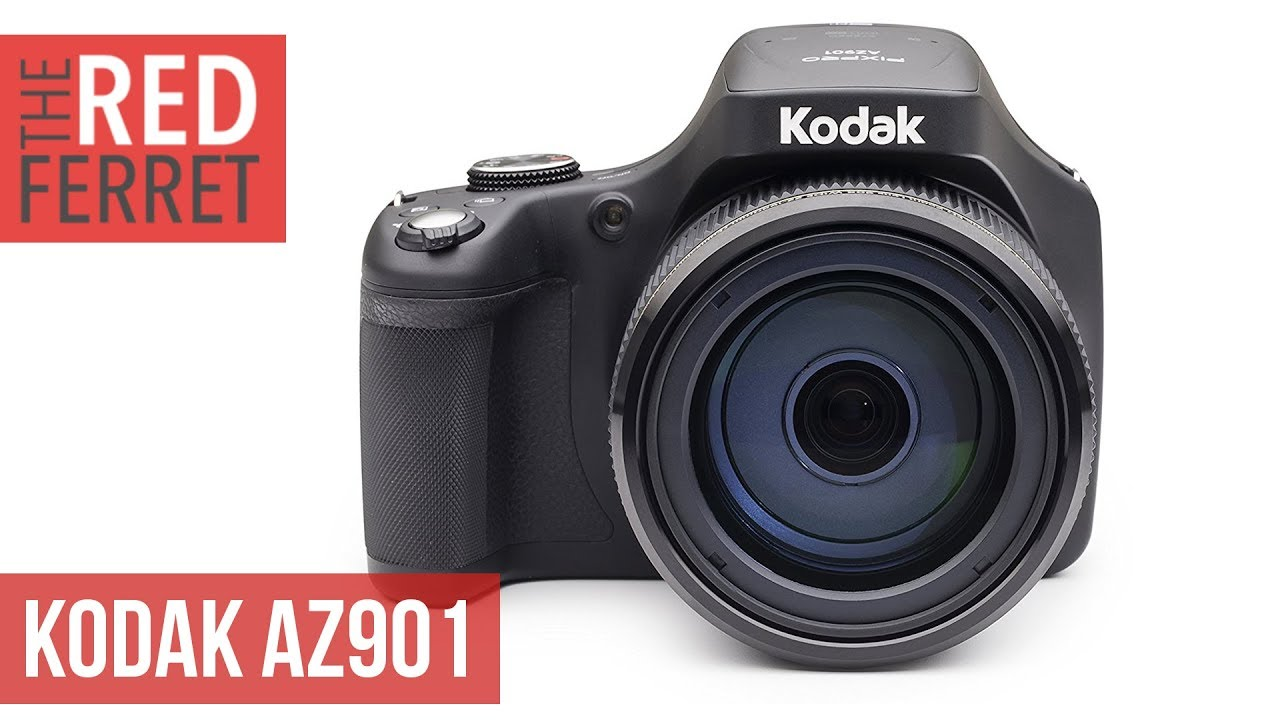 Kodak AZ901 - EPIC 90X ZOOM Beast! [REVIEW] + TEST