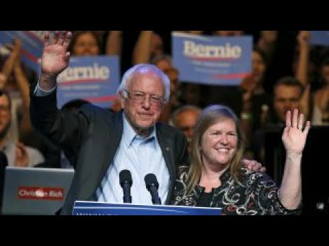 Why have Bernie and Jane Sanders hired lawyers?