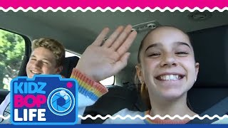 KIDZ BOP Life: Vlog # 28 - Voice Lessons & Tour Rehearsal with Liv