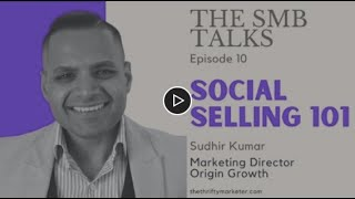 Social Selling 101 Q&A - Explain Everything