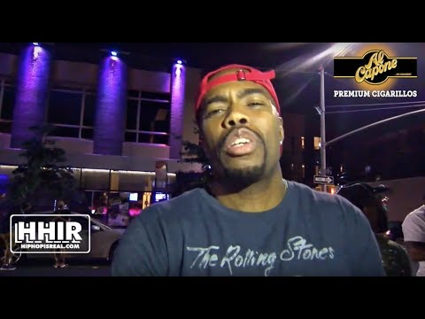 BEASLEY CLEARS THE AIR ON HITMAN HOLLA & AYE VERB NO TRAILER CONSPIRACY