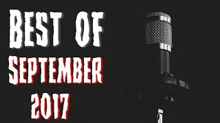 Best of September 2017 (Humanoids, Paranormal Encounters) | Mr. Davis
