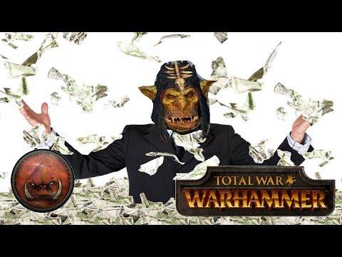 Greenskins vs Empire | Total War Warhammer Auto-Gen Quick Battle #5