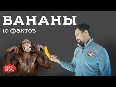 Бананы. Польза и вред бананов