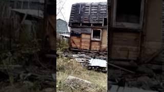 Демонтаж дома с помощью газели GkG ч.1(, 2016-10-26T13:08:47.000Z)