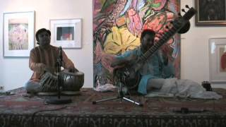 Video Pt.Kushal Das, Pt.Sandip Banerjee at Venlo. Vilambit Raga Sudh Kallyan download MP3, 3GP, MP4, WEBM, AVI, FLV November 2018