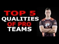 How to Make a GREAT CS:GO Team? Top 5 Qualities of Pro Teams