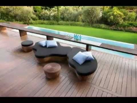 paisajismo dise o exterior terraza roofgarden deck. Black Bedroom Furniture Sets. Home Design Ideas
