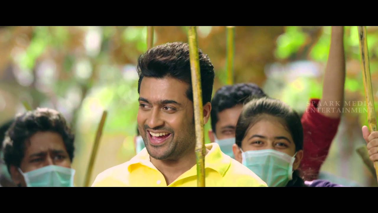 OLIRUM ERODU (ERODE) - ANTHEM SONG | ACTOR SURYA | SPAARK MEDIA  ENTERTAINMENT