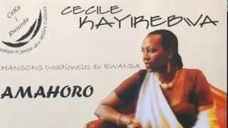 CECILE KAYIREBWA- Rwanda ( Audio)