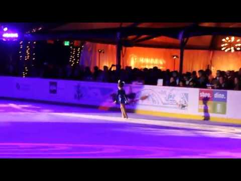 2016 Embarcadero Center Ice Rink opening ceremoney