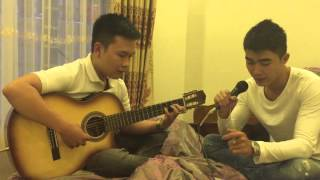 Vẫn Nhớ (Jimmy Nguyễn) guitar - Tún Béo ft Tiến Dũng