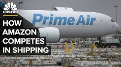 As Amazon Air Expands, FedEx And UPS May Suffer