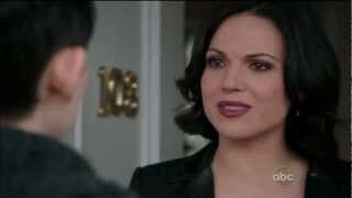 "Once Upon a Time  2x17 ""Welcome To StoryBrooke""  End Scene Mary/Snow's Heart is Darkened  (HD)"