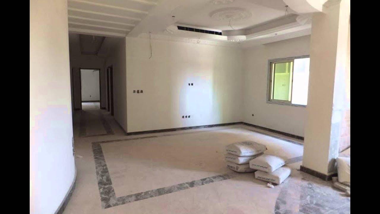 للبيع شقة تمليك مساحة 180م مكونة من 5 غرف نوم و مدخلين بحي النهضة