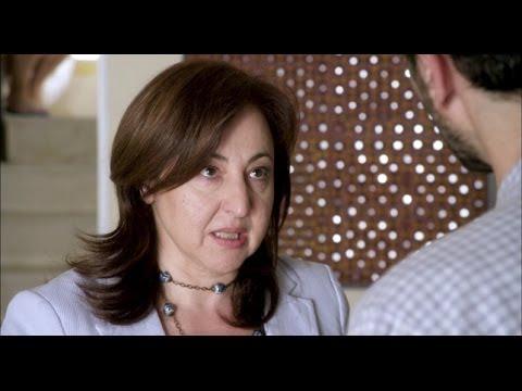 Rescatando a Sara  Leticia deja a Abdel
