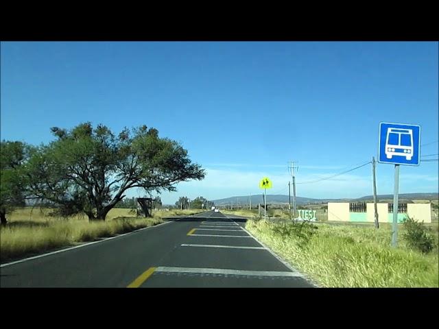 Carretera Los fierros - Tarimoro, Guanajuato