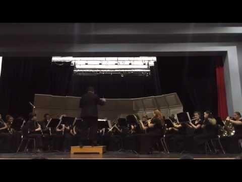 North Springs High School Band plays John Williams