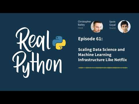 Scaling Data Science and Machine Learning Infrastructure Like Netflix