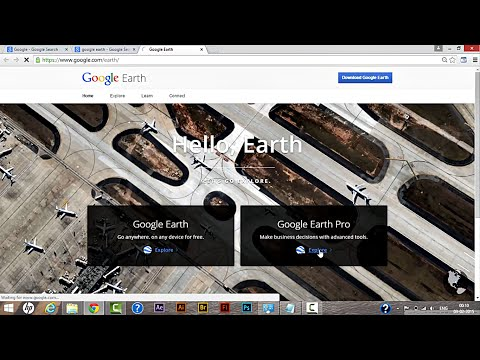 Google Earth Pro Free For Everyone.
