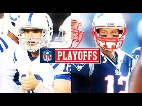Colts vs Patriots Divisional NFL Playoffs 2014 Breakdown Prediction