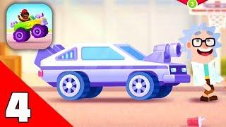 Clash Of Cars - New Vehicle TIMEMAKER Unlocked - Fortnite Dance