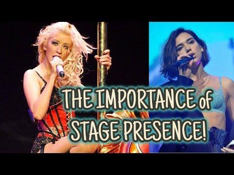 Christina Aguilera Teaches STAGE PRESENCE! feat. Dua Lipa Mp3