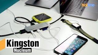 Kingston Nucleum — экспресс-обзор USB-C-дока