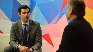 """Urtubey le contestó a Lavagna: """"La gente no quiere a un candidato que surja de la rosca política"""""""