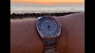Wahnsinns Diver: Seiko Dawn Grey SRPD03K1| Limitiert auf 2018 Stück | Test | Review | Deutsch