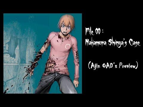 [Eng Sub]  Ajin OVA Preview ( File 00 : The Nakamura Shinya's Case )