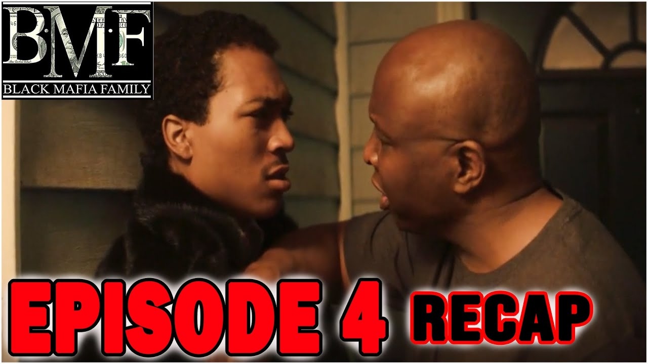 Download BMF BLACK MAFIA FAMILY EPISODE 4 RECAP!! Heros