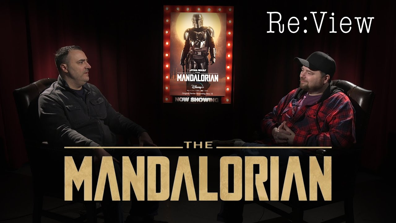 The Mandalorian – re:View — RedLetterMedia